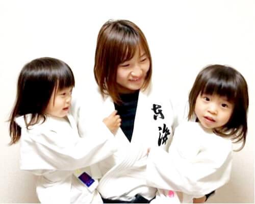 礼儀作法も学べる日本の武芸をルーツにする「柔道」