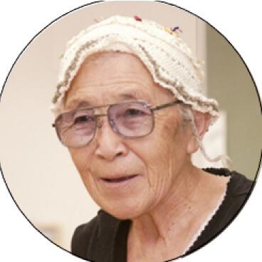久保田カヨ子先生